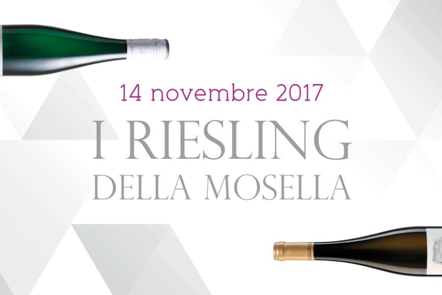 14 novembre – I Riesling della Mosella