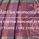 22 ottobre – Regalati un momento unico, Antiche Cantine Marchesi di Barolo